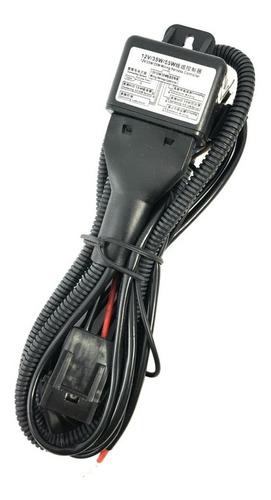 cableado completo 12v con relay xenón universal iluminación