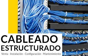 cableado estructurado-camara de seguridad-intercomunicadores