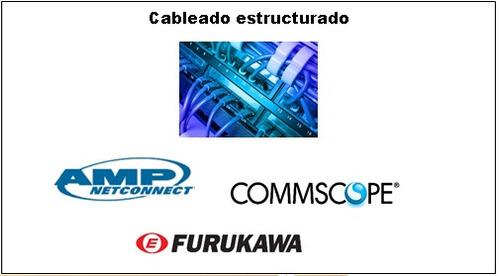 cableado estructurado; sistema de incendio; cctv