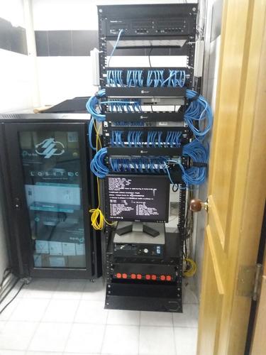 cableado estructurado, tel ip, sonido, ups, camaras