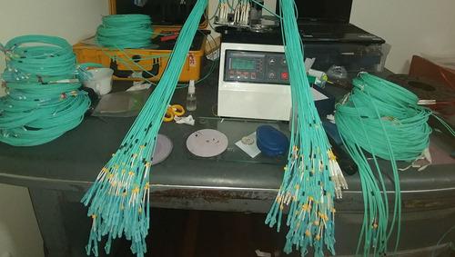 cableado estructurado utp y fibra óptica
