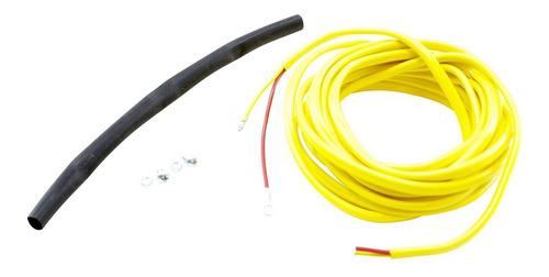 cableado para extensión de termocupla aem