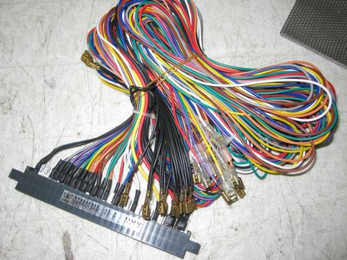 cableado para video juego, multijuego, arcade