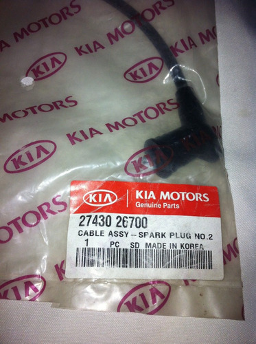 cable,bujia,kia,optima.27420-26700