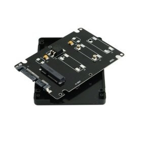 cablecc mini pcie msata ssd a 25 sata adaptador caja disco d