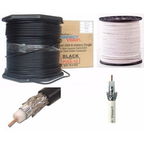 Cable Coaxial Rg6 Tv Perfect Vision X Metro