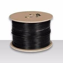 Cable Coaxial Rg-59 Bobina De 305 Mts Malla 95% Cobre