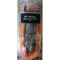 Cable De Corneta Para Carro #18 De 30ft = 10mts