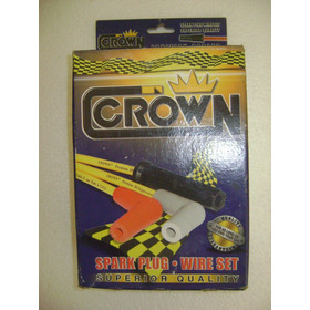 Cables Bujía Ford Festiva 8mm Marca Crown
