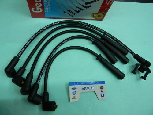 cables bujia renault 12 hasta 1994 // 10065