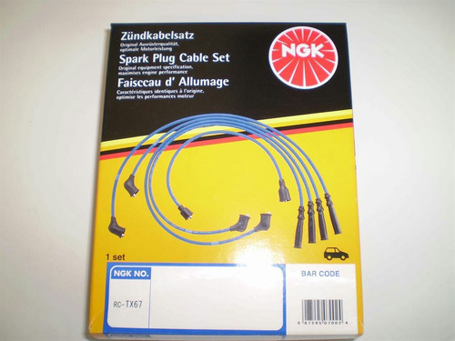 cables bujías 4runner tacoma 3rz  2rz 92 - 00