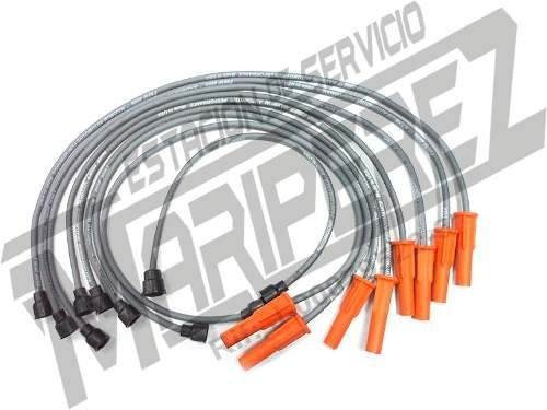 cables bujias dodge ford motor 302 318 360 400 tapa normal