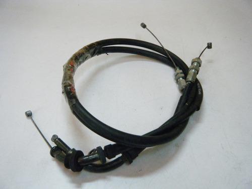 cables chicotes de aceleracion de suzuki gsxr 600 750  84cm