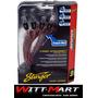 Set Cables Rca Stinger Profesional Para Amplificador 4 Can.