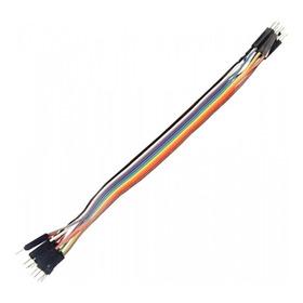 Cables Conectores Dupont Jumper X10 Protoboard Arduino