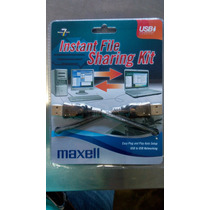 Cable Maxell Usb Transferencia Data / Archivos - 1.8 Mts