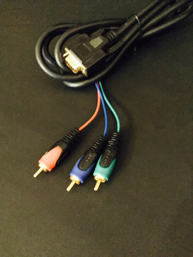 cables conexión pantalla- laptop