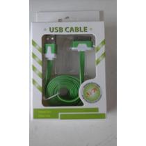 Cable De Datos Iphone 4