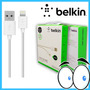 Cable Usb Iphone 5 5s 5c 6 6s Belkin Original Certificado
