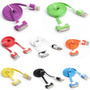 Cable Usb Cargador / Datos 1 Mts Iphone 4 4s Ipod Apple