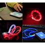 Cable Usb Datos Para Samsung Lg Nokia Blackberry Htc Neon