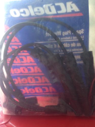 cables de bujia aveo