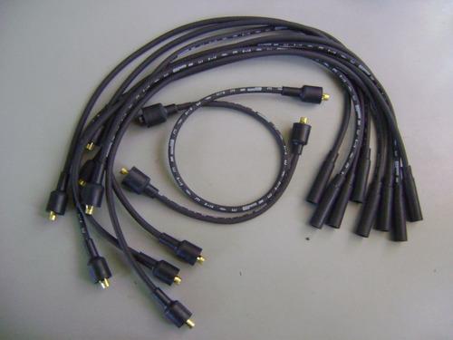 cables de bujia dodge d100 d200 d300 dart 8 cil 318/360