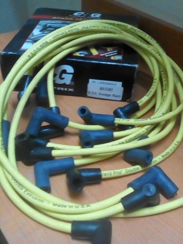 cables de bujia dodge ram motor 360 8cilindro