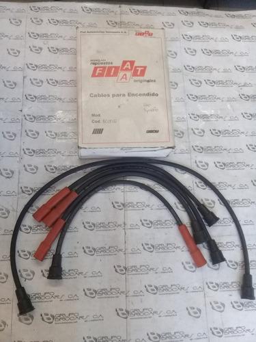 cables de bujia fiat uno/spazio