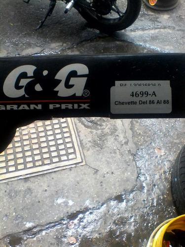 cables de bujia para chevette 86-88