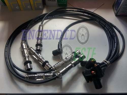 cables de bujia vw passat golf 2.8i 2.9i v6 m4-pin importado