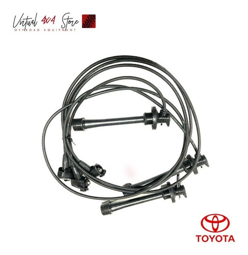 cables de bujias 4runner prado 5vz 19037-62010