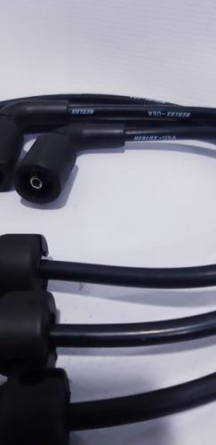 cables de bujias aveo 100% americano marca herlux tienda