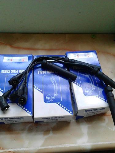 cables de bujias aveo hyc sparkplus