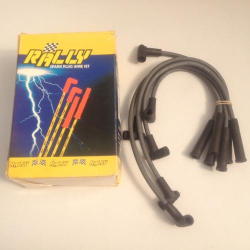 cables de bujías chevrolet 292 6 cilindros 8 milímetros