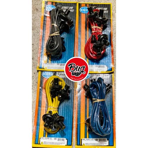 cables de bujias de 7mm empi color gris