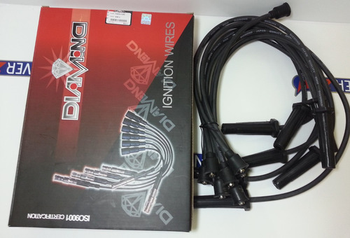 cables de bujias dodge 318/360 marca diamond
