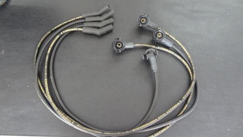 cables de bujias ford fiesta 1.3  año 96/01 yukkazo