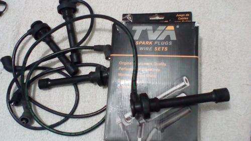 cables de bujias honda accord del 99 al 2002 motor 2.3 y 2.4