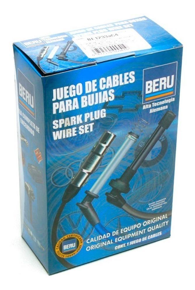 Cables De Bujias Neon Stratus Rt  95