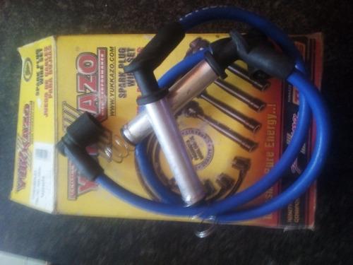 cables de bujias yukazo