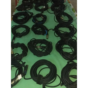 Cables De Micrófonos Profesional