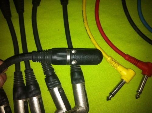 cables de patcheo para pedales analogo by warwick