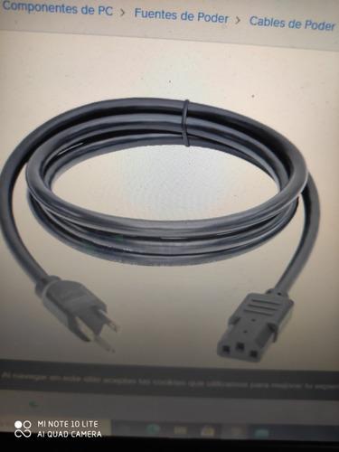 cables de poder 1,5 m