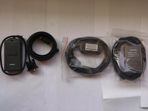 cables de programacion siemens,mpi,ppi,logo,schneider