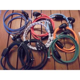 Cables De Tela Armados Todos Los Modelos Y Colores