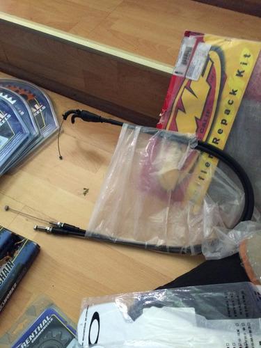 cables freno moto