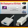 1080p Display Dp Puerto Macho A Hembra Vga Adaptador Convert