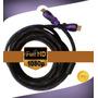 Cable Hdmi 1080p 5 Metros De Largo Hd Bluray 3d Ps3 Ps4