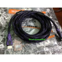 Cable Hdmi 5 Mts Full Hd 1080p Bluray Ps3 Ps4 Dvd
